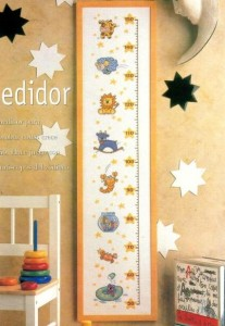 Baby Horoscope Hight Chart