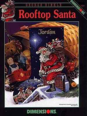 Dimensions00347-Rooftop Santa