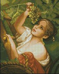 Схемы вышивки крестом скачать бесплатно картины художников