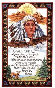 Dimensions 00267 - O great spirit