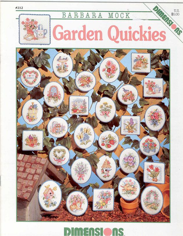 Dimensions00212 Garden Quickies