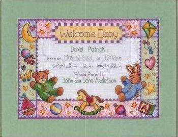 Dimensions35030_Pastel_Welcome_Baby_Announcement[1]