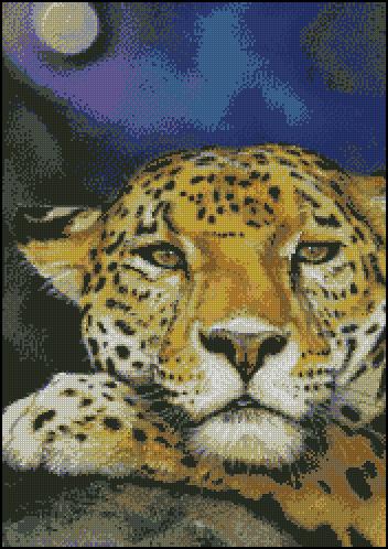 NNTC JW-032 Jaguar Moon