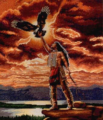 Следующая схема на индейскую