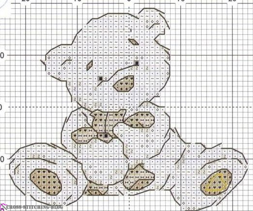 You can download this stitching chart for free in graphic format by ...
