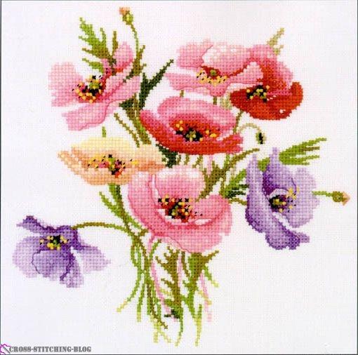 количество цветов: 28