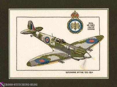 CSF165-Supermarine_Spitfire