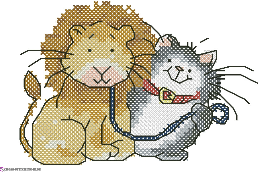Знак зодиака - лев