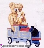 Heritage-Clayton-Thread_Bears-Train_Ride