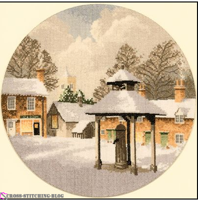 JCWV396 - Winter Village