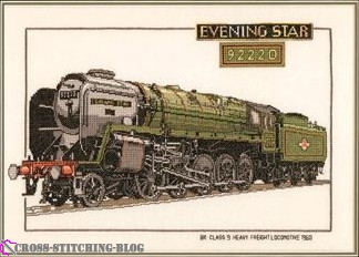 Heritage-Classics-Trains-CES127-Evening_Star