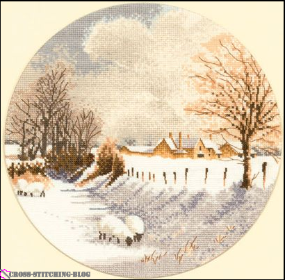 JCWS267-Winter-Sheep