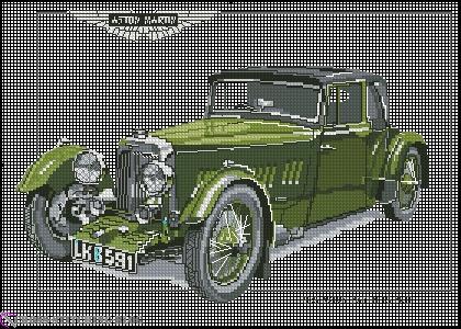 1935 Aston Martin