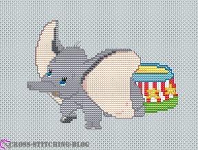 Disney Dumbo Circus