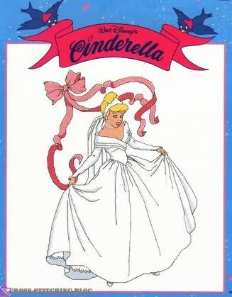 Disney 39005 Fairy Tale Bride Cinderella