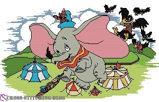 Dumbo& Circus