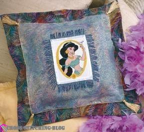 Jasmine-Pillow