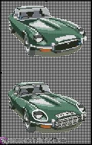 1969 E-Type Jaguar